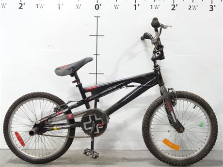 Police Auctions Canada - ESPN X-Games Team Issue BMX Style Bike