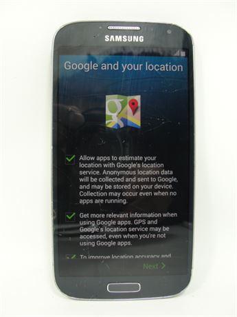 Police Auctions Canada Samsung Galaxy S4 Sgh I337m Wind 118666b