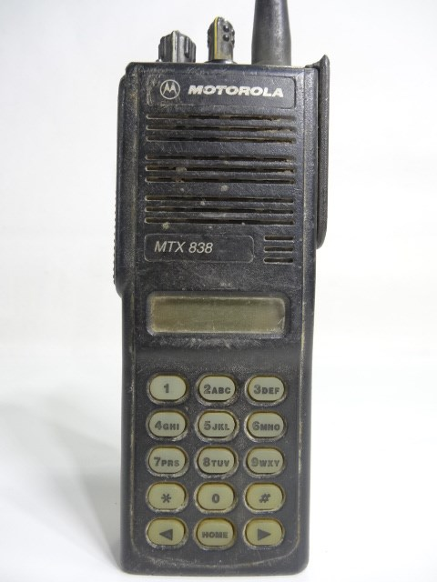 police auctions canada motorola mtx838 radio 118755b rh policeauctionscanada com