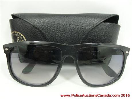 29366741a5 Police Auctions Canada - Ray Ban  quot RB4147 quot  Prescription Sunglasses  ...