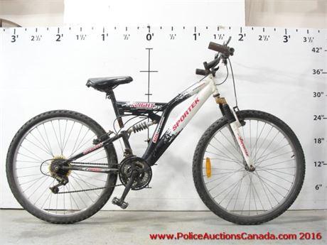Police Auctions Canada Sportek Flight26 21 Speed Bike 123281d Buy and sell mountain bike parts. sportek flight26 21 speed bike 123281d