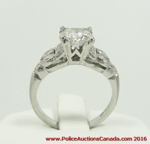 auctions canada stunning platinum