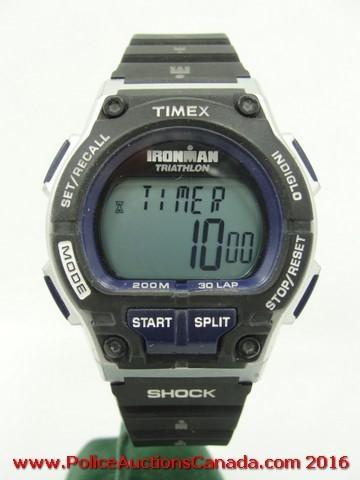 timex ironman triathlon shock manual