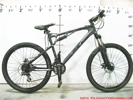 Police Auctions Canada K2 Attack 1 0se 24 Speed Ds F R Disc Bike