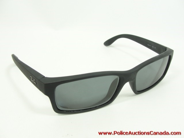 f07e137808 Ray Ban Rb4151 Plastic 60168 Sunglasses. Police Auctions Canada ...