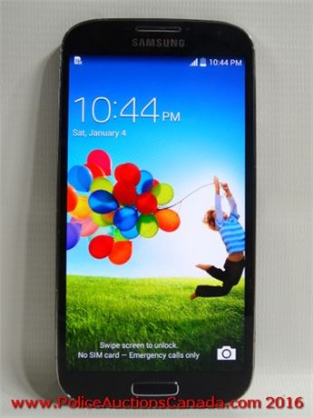 Police Auctions Canada Samsung Galaxy S4 Sgh I337m Phone Bell