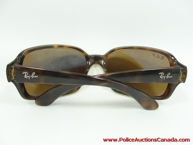 53f3be9a2b5fb Police Auctions Canada - Ladies Ray-Ban RB4068 Sunglasses (128350L)