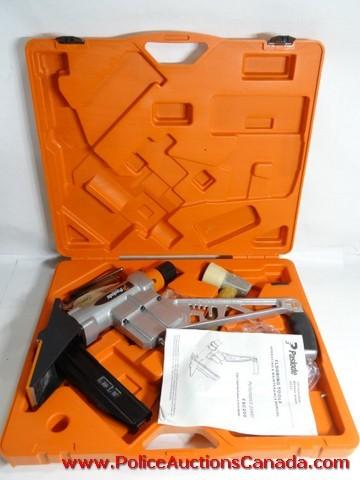 Police Auctions Canada Paslode Fsc200 Flooring Stapler