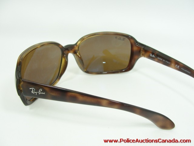 35ece936a0b Police Auctions Canada - Ladies Ray-Ban RB4068 Sunglasses (128350L)