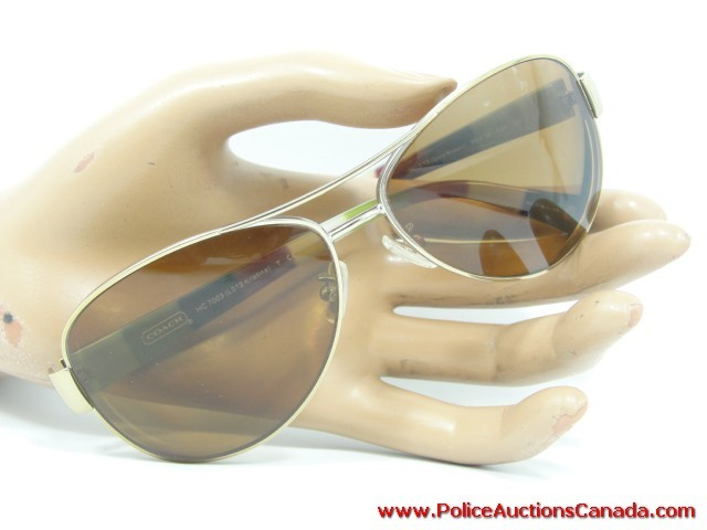 8d9d25753a2e8 Coach Aviator Sunglasses Kristina