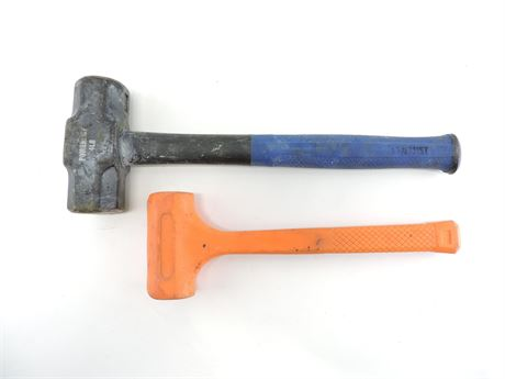 Police Auctions Canada Power Fist 4lb Sledgehammer Unbranded Dead Blow Hammer 217054a It also helps control striking force with minimal rebound from the striking surface. police auctions canada